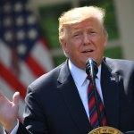 Trump afirma que muro fronterizo es totalmente nuevo - Donald-Trump