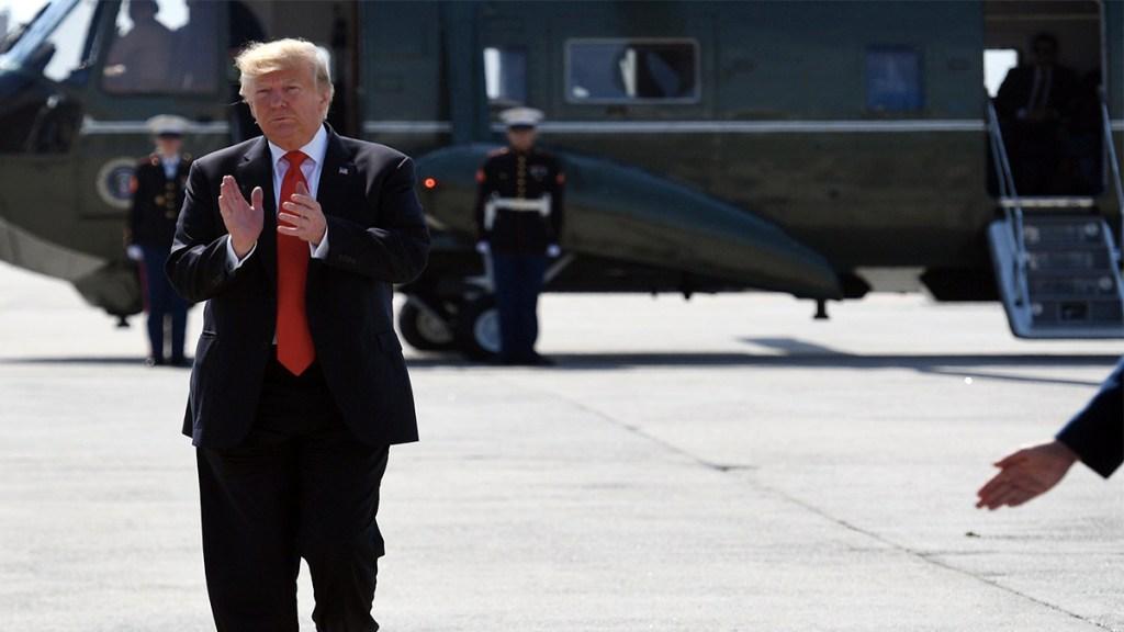 """Trump vuelve a llamar """"bad hombres"""" a indocumentados detenidos - Donald Trump llama bad hombres a indocumentados"""
