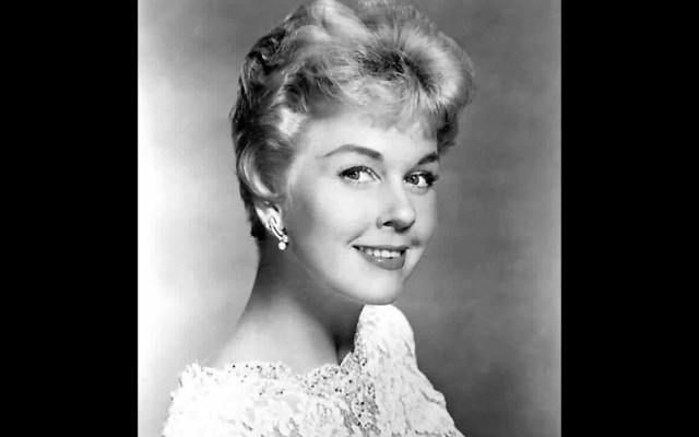 Muere la actriz Doris Day - Doris Day. Foto de HO / AFP.