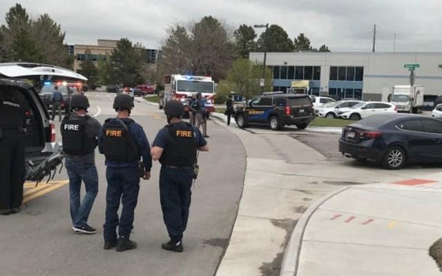 Tiroteo en escuela de Colorado deja un muerto y varios heridos - Douglas tiroteo Colorado