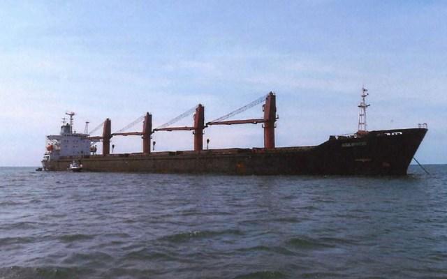 EE.UU. incauta buque norcoreano por violar sanciones internacionales - EE.UU. incauta buque norcoreano