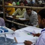 India espera por resultado de las mayores elecciones del mundo - Foto de AFP