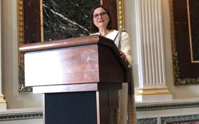 Embajadora Martha Bárcena pide ratificar el T-MEC desde la Casa Blanca - embajadora