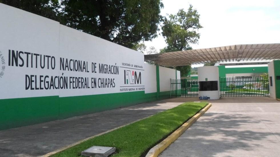 Guardia Nacional vigilará estación migratoria en Tapachula - migrante estación migratoria san luis potosí