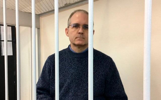 Exmarine de EE.UU. denuncia amenazas y abusos en cárcel rusa - Paul Whelan exmarine