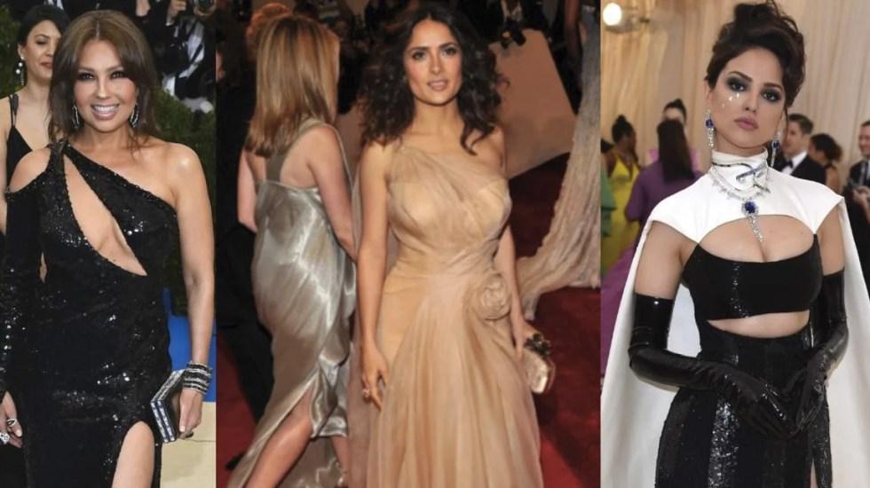 Las mexicanas que han sido invitadas a la Gala del Met - gala del met