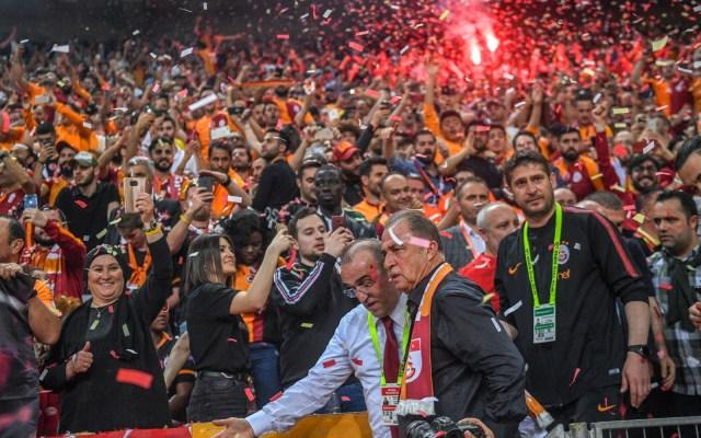 El Galatasaray se proclama campeón de Turquía - Galatasaray campeón turquía