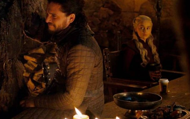 Cuando Starbucks se cuela en Game of Thrones - Foto de HBO