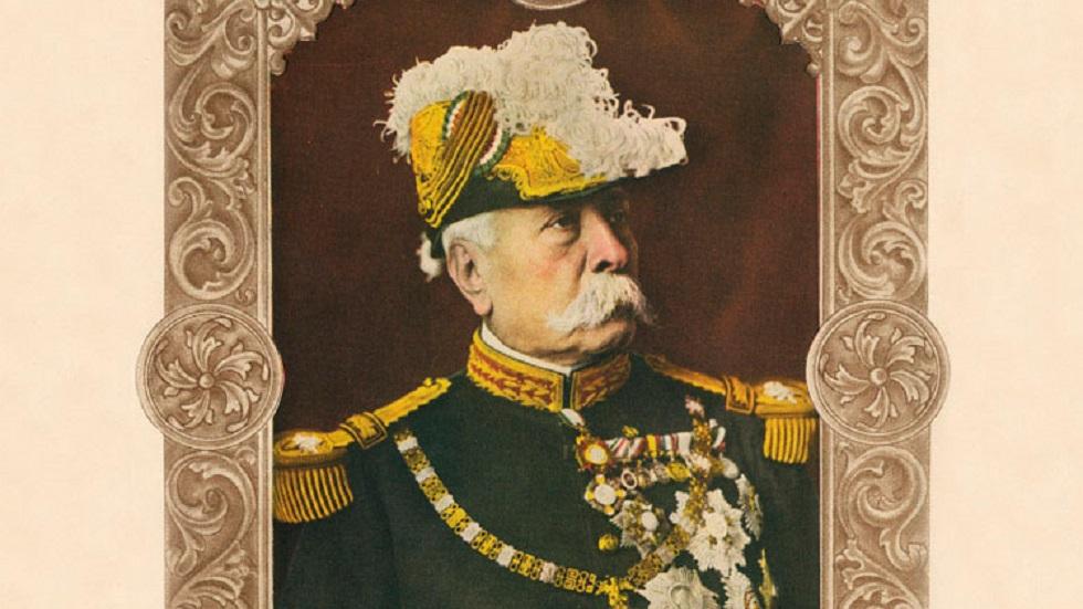 Veracruz vio partir a Porfirio Díaz al exilio - General Díaz. Foto de INEHRM