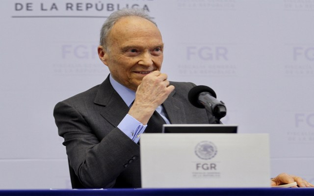 Órdenes de aprehensión contra Lozoya y Ancira no tienen que ver con Odebrecht: FGR - gertz manero alonso ancira emilio lozoya
