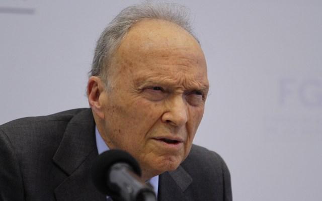 Caso Odebrecht se judicializará en 60 días: Gertz Manero - gertz manero judicialización caso odebrecht