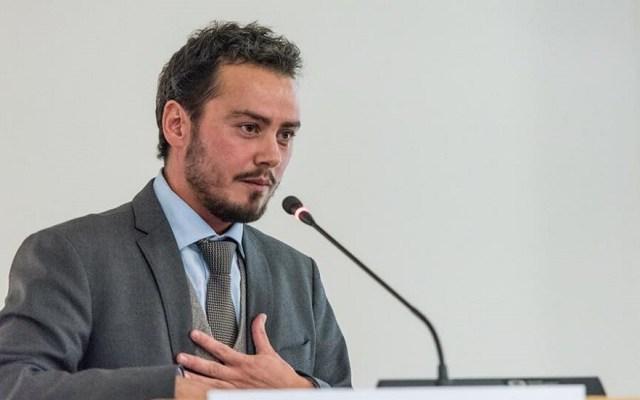 Eligen a transgénero para presidir ayuntamiento en Italia - Gianmarco Negri. Foto de @avvocatonegri