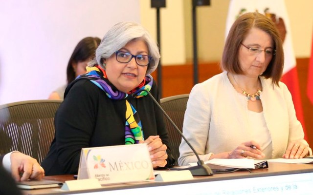 Eliminación de aranceles contribuirá a ratificación de T-MEC: SE - Graciela Márquez Colín