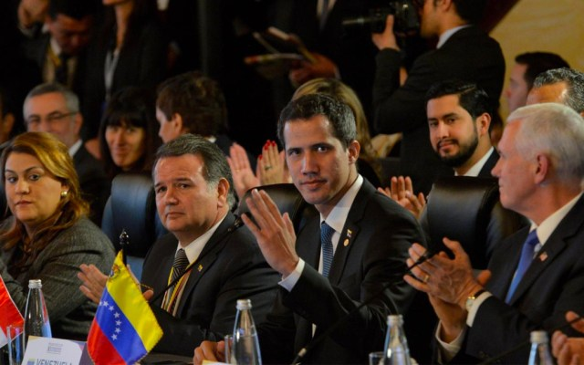 Grupo de Lima suspende reunión de cancilleres en Guatemala - Grupo lima