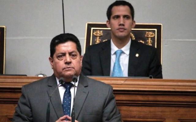 ONU exige liberación de brazo derecho de Guaidó - guaidó y zambrano