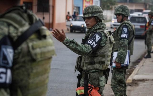 Violencia en Minatitlán se contuvo con Guardia Nacional: AMLO - cursos de instrucción guardia nacional