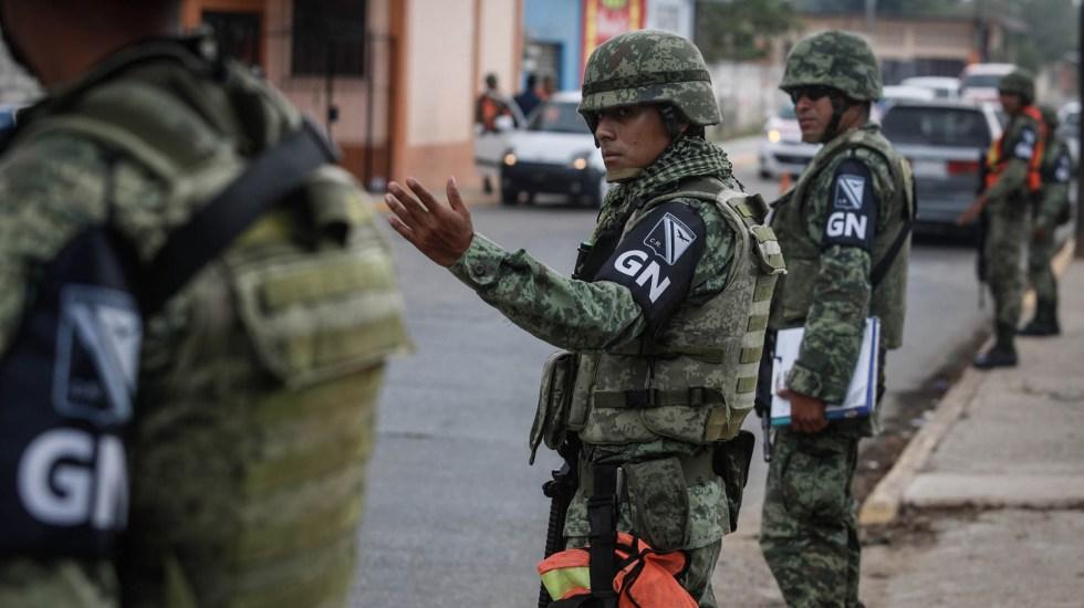 Ley de Guardia Nacional, lista antes del 25 de mayo: Monreal - cursos de instrucción guardia nacional