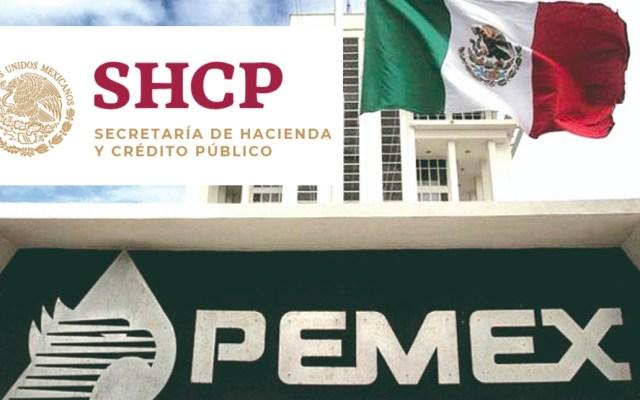 Hacienda prepara paquete complementario para Pemex - Pemex Hacienda