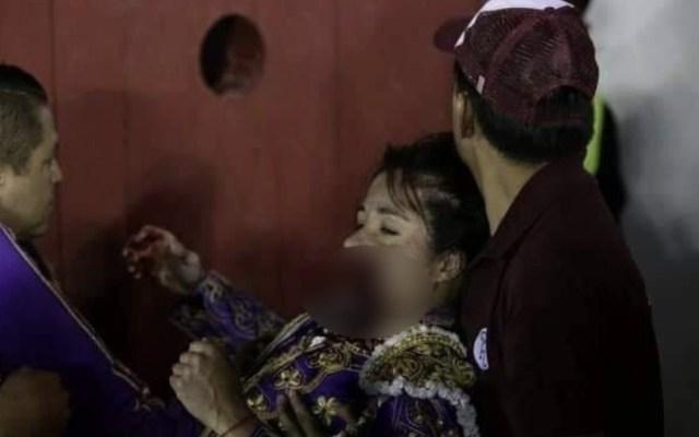 #Video La aparatosa cornada a Hilda Tenorio en Puebla - Foto de Mundo Toro