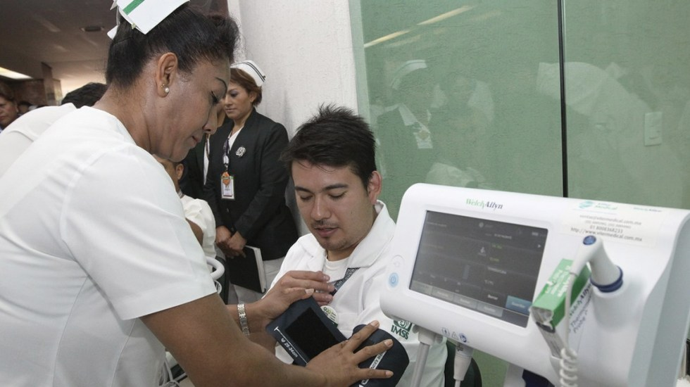 IMSS detecta, en promedio, 480 personas con hipertensión arterial al día - hipertensión