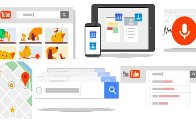 Llega a Google la eliminación automática del historial - Historial que almacena Google. Foto de Google / LDD