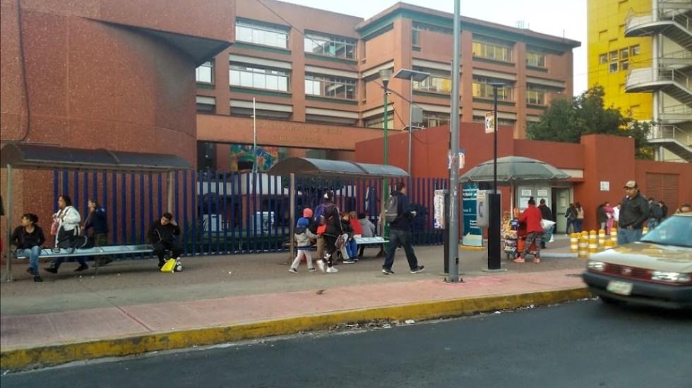 Hospital Infantil de México compró medicamentos para quimioterapias que no aplicó: ASF - Hospital Infantil de México. Foto de Javier Gonzáles / Google Maps