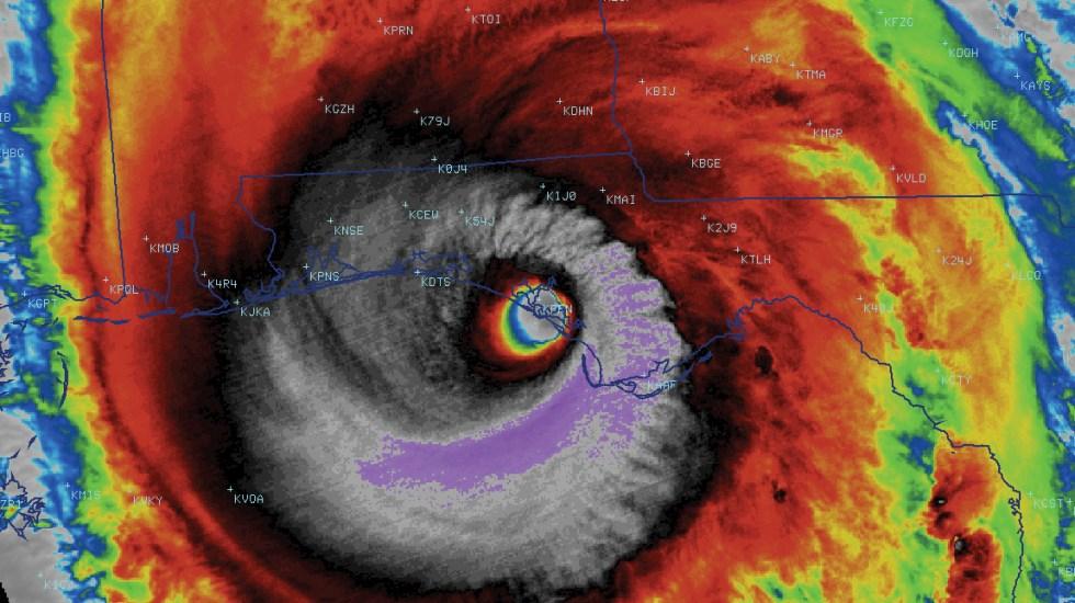 NOAA pronostica de dos a cuatro huracanes poderosos en el Atlántico para 2019 - Foto de The Washington Post