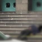 Hallan cadáver en escaleras de iglesia en Polanco - Iglesia cadáver Polanco