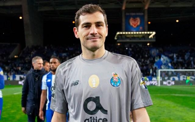Iker Casillas podría salir del hospital el lunes: Sara Carbonero - iker casillas