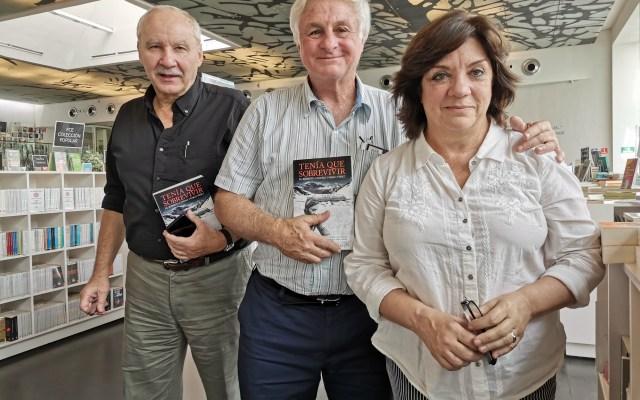 Sobrevivir a los Andes; entrevista exclusiva con Roberto Canessa - Foto de Carlos Tomasini.
