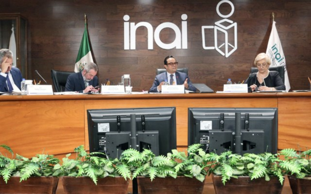 Ordena INAI a FGR dar a conocer nombres ligados a Caso Odebrecht - INAI Pemex