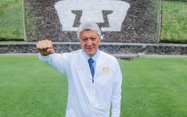 Jesús Ramírez es nuevo presidente deportivo de Pumas de la UNAM - Foto de @PumasMX