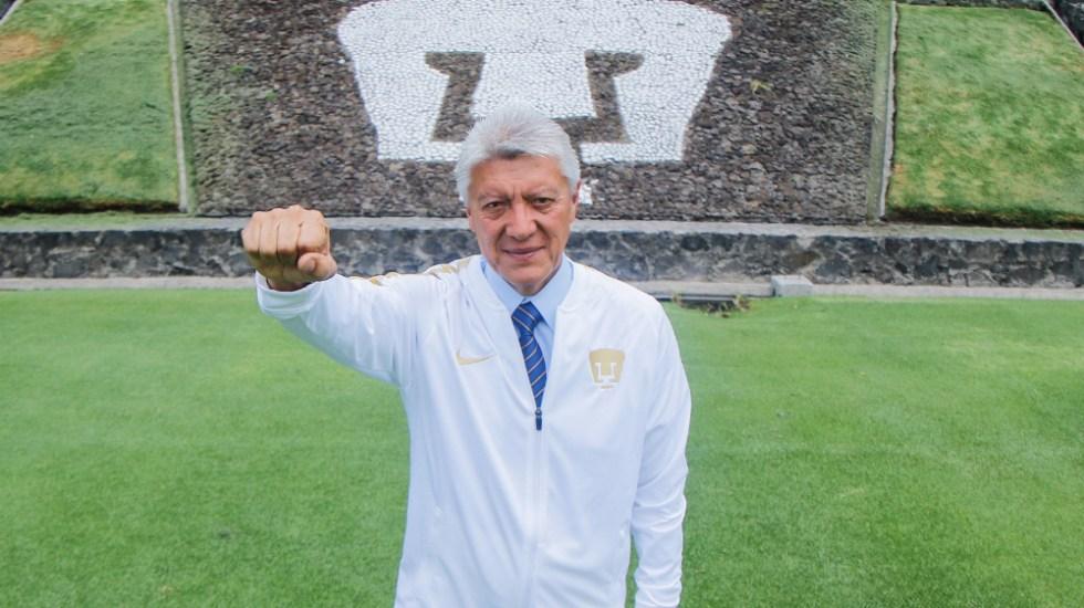 Jesús Ramírez es nuevo presidente deportivo de Pumas de la UNAM - Jesús Ramírez Pumas UNAM