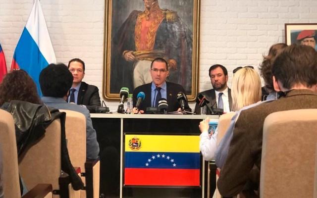 Venezuela está lista en caso de ataque militar de EE.UU: canciller - Jorge Arreaza venezuela