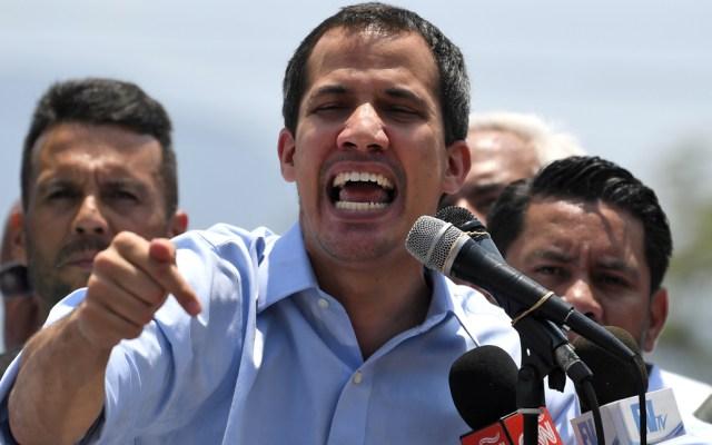 Guaidó pide a Colombia investigar presunta corrupción de sus delegados - Juan Guaidó