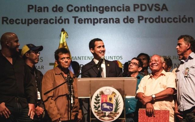 Guaidó denuncia que Maduro sometió al polígrafo a sus altos mandos - Foto de @jguaido
