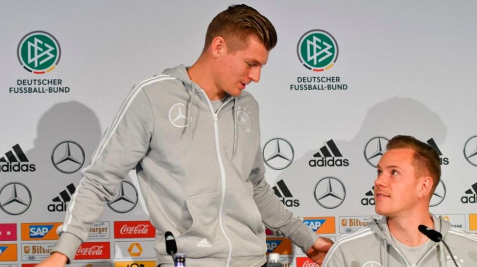 Kroos y Ter Stegen fuera de la lista de Joachim Low - kroos ter stegen alemania