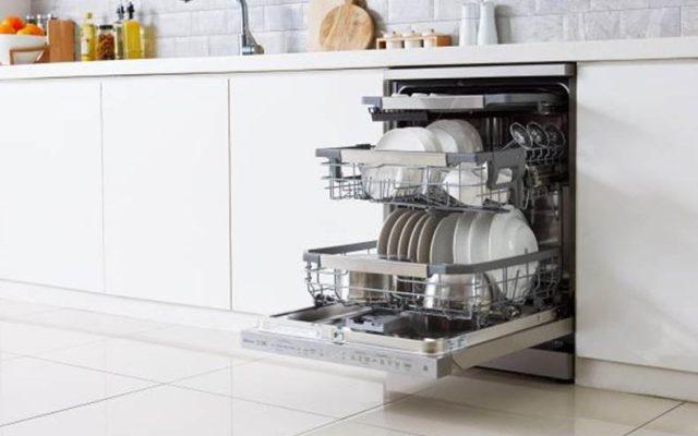 Presentan lavavajillas inteligentes en México - Foto de LG