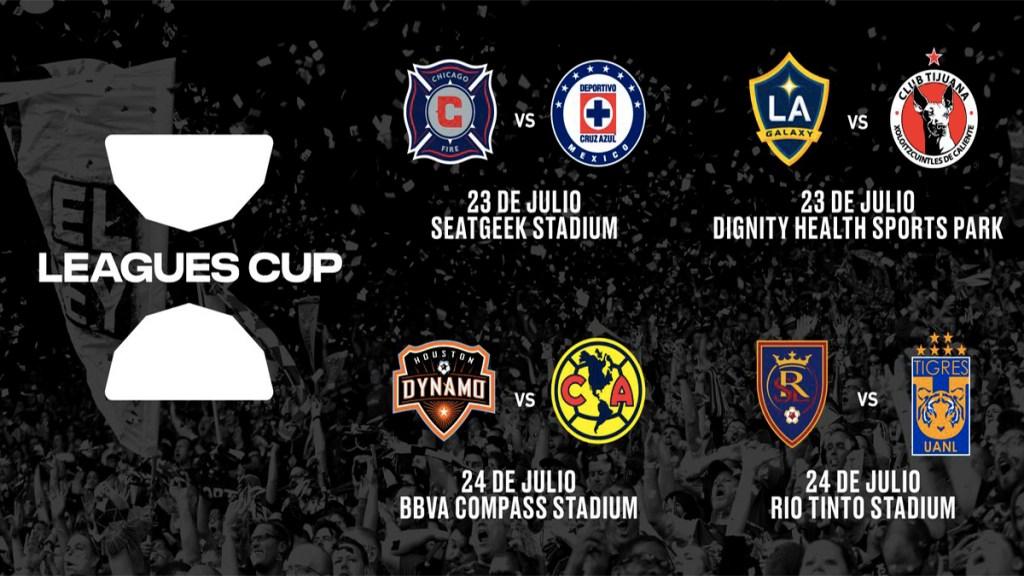 Presentan la Leagues Cup, nuevo torneo entre MLS y Liga MX - leagues cup formato y fechas