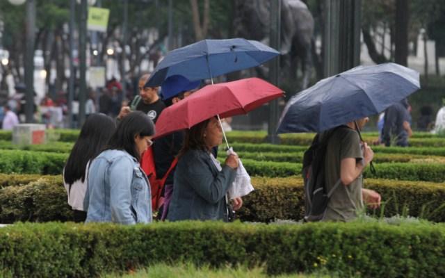 Esperan este jueves primer temporal de lluvias en gran parte del país - Lluvias