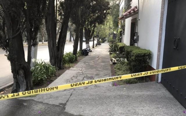 Asesinan a balazos a hombre en Lomas Virreyes - Lomas Virreyes asesinato Miguel Hidalgo