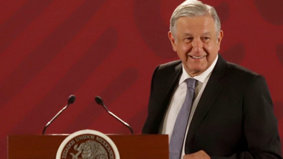 Conferencia de AMLO (15-05-2019) - Andrés Manuel López Obrador. Foto de Notimex- Gustavo Duran.