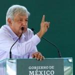 No podemos ser tolerantes en actos de prepotencia: López Obrador - Foto de Notimex