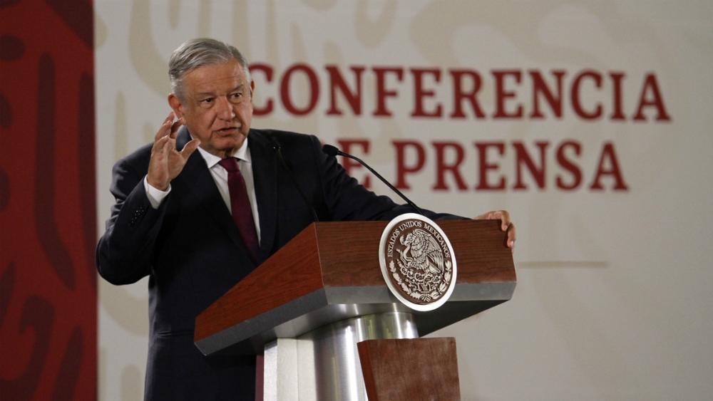 Suspenden transmisión de conferencias de AMLO por elecciones estatales - Lopez Obrador AMLO