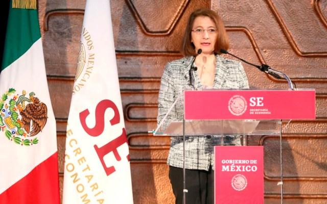 Arancel a jitomate pone en situación difícil a productores mexicanos: SE - Luz María de la Mora Arancel a jitomate