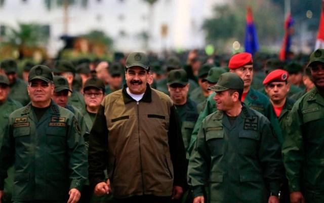 Rusia retira a técnicos militares de Venezuela - maduro militares venezuela