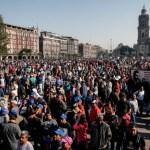 Las manifestaciones de este martes en Ciudad de México - movilizaciones manifestaciones