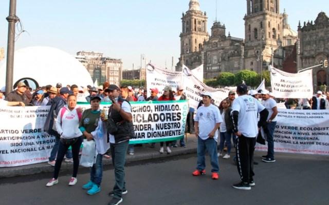 Al menos nueve movilizaciones en la Ciudad de México - manifestaciones movilizaciones