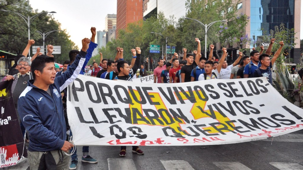CNDH celebra que no se descarten investigaciones previas de Caso Ayotzinapa. Noticias en tiempo real