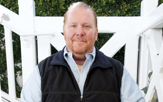 Mujer denuncia formalmente al chef Mario Batali por abuso y agresión - Foto de The Hollywood Reporter